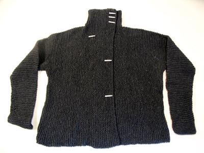lamb wool line jacket
