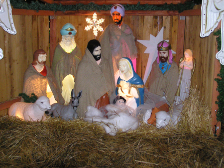 Free Knitting Patterns Christmas Crib : FREE KNITTING PATTERN NATIVITY SET - VERY SIMPLE FREE KNITTING PATTERNS